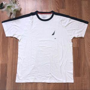 🆕Náutica- Crewneck Short Sleeve T-shirt- XL